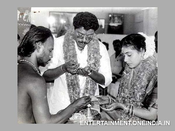 Priyadarshan-Lissy's Marriage