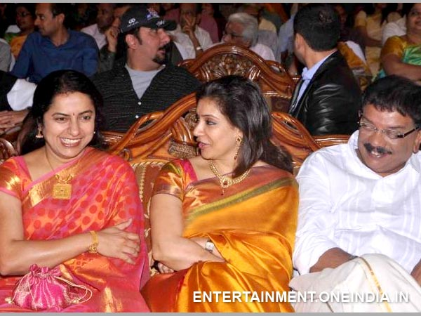 Priyadarshan-Lissy With Suhasini