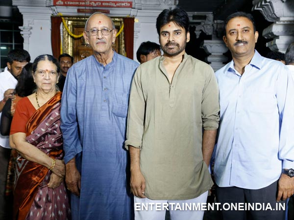 PK With Sharat's Parents