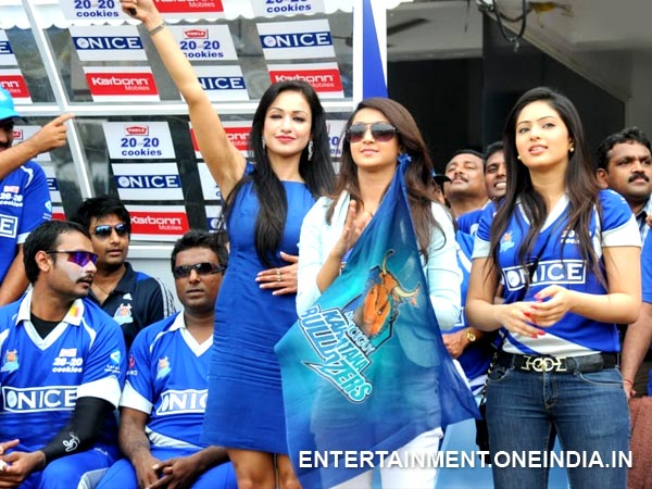 Karnataka Bulldozers Team