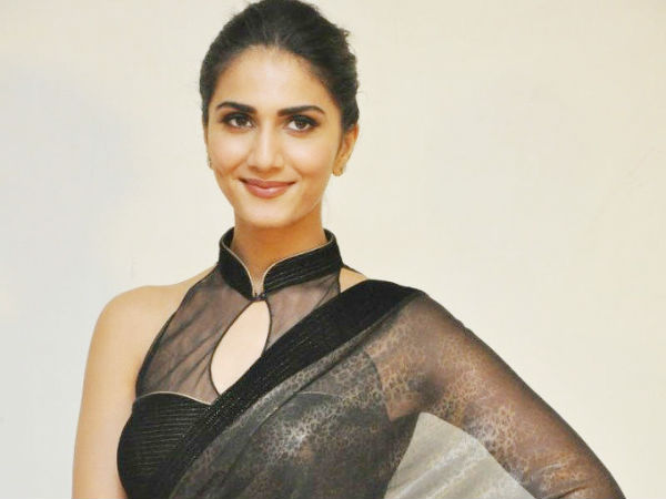 Vaani Has No Issues Doing Kissing Scene