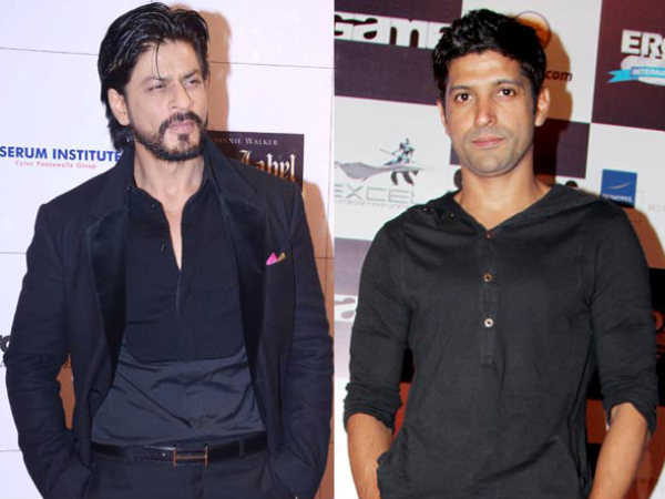 Shahrukh And Farhan Are The Award Winners At Zee Cine Awards 2014