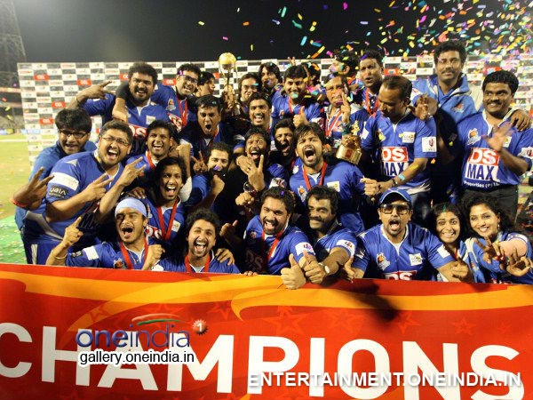 Champions Of CCL 4
