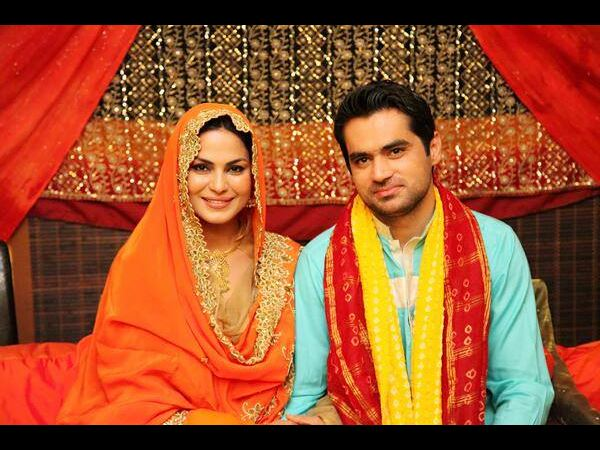 Veena Malik Married Asad Bashir