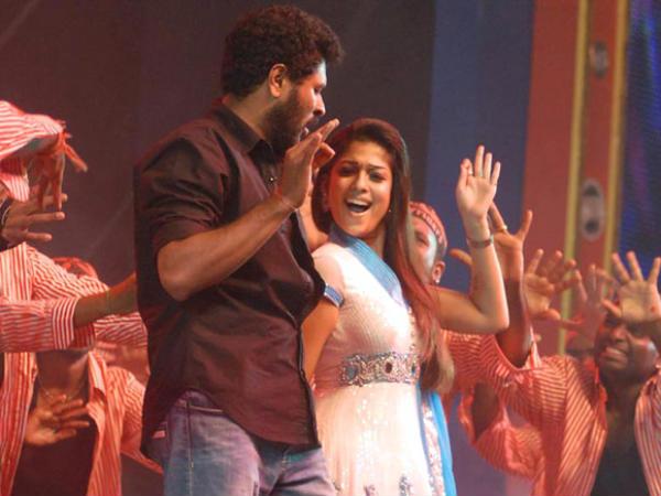 Nayantara Still Has A Place For Prabhu Deva In Her Heart