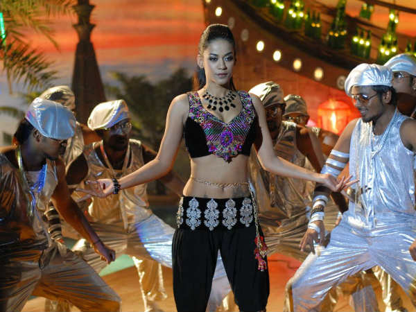 Mumaith Khan's Debut As Dancer