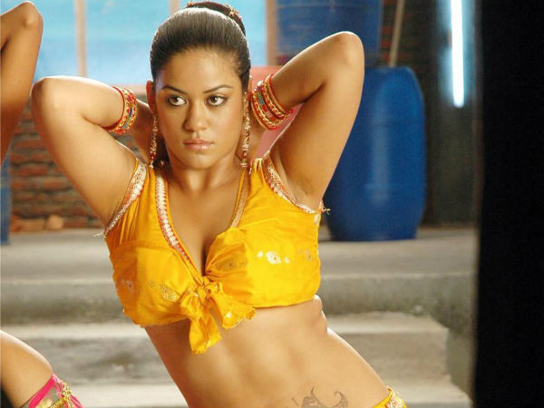 Mumaith's As A Heroine In Movies