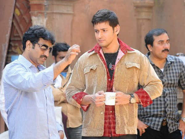 Aagadu Shooting In Bellary