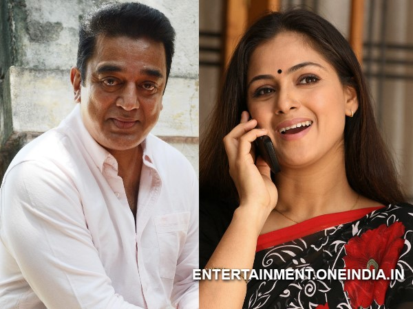 Simran To Pair Up With Kamal In Drishyam Remake?