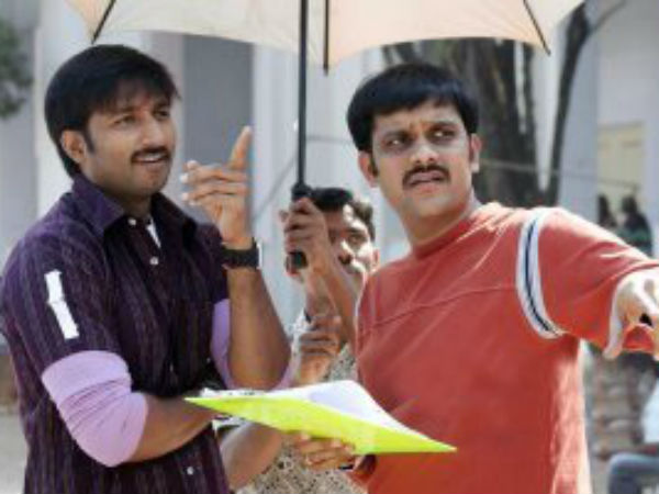 Srivas And Gopichand