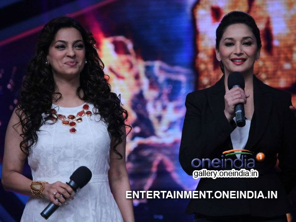 Madhuri And Juhi