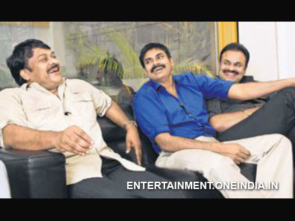 Allu Aravind's Influence On Chiranjeevi