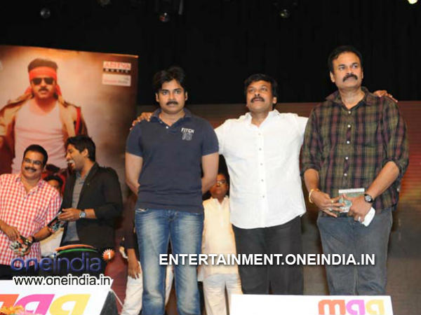 Relationship Between Nagababu and Pawan Kalyan