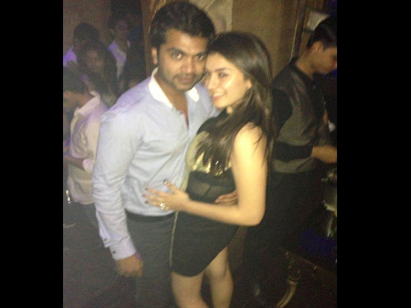 Why Simbu-Hansika Maintained Silence?