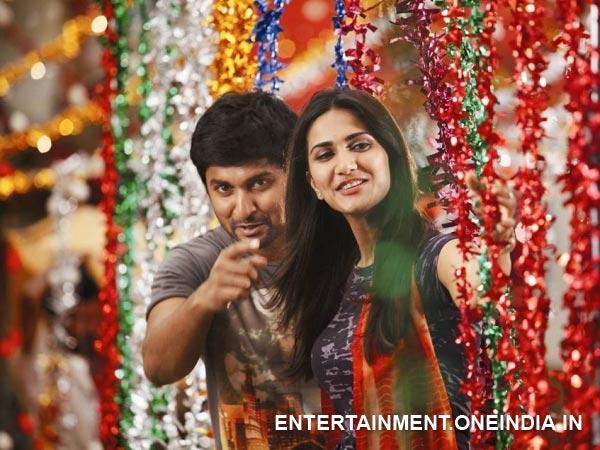 Aaha Kalyanam Box Office Nani Vaani Kapoor Filmibeat