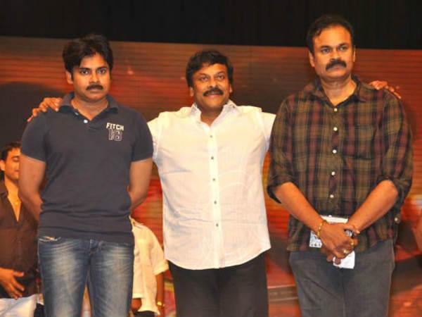 Chiranjeevi, Pawan Kalyan Ended Rift For Nagababu's Son ...