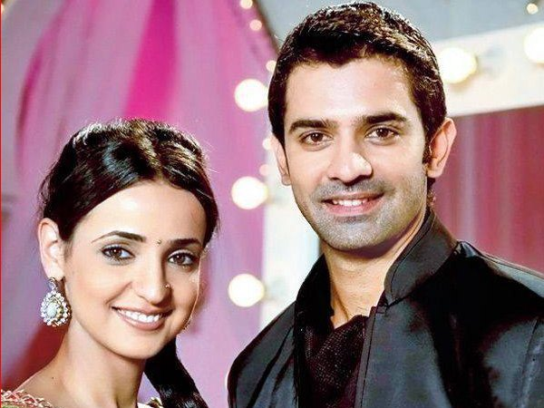 Pics For > Barun Sobti And Sanaya Irani Married