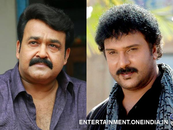Ravichandran To Play Mohanlal
