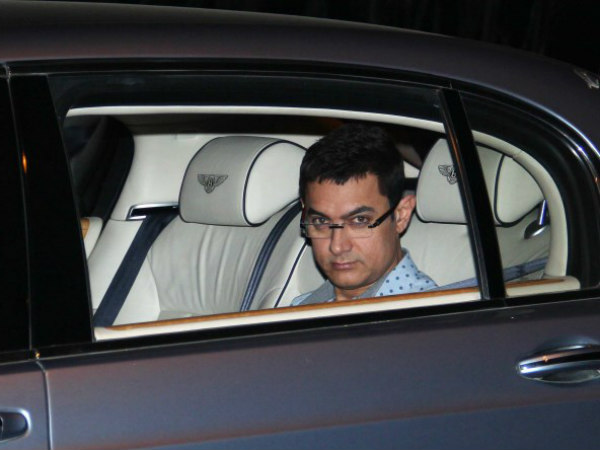 Aamir Khan Owns The Most Expensive Bomb Proof Car Aamir