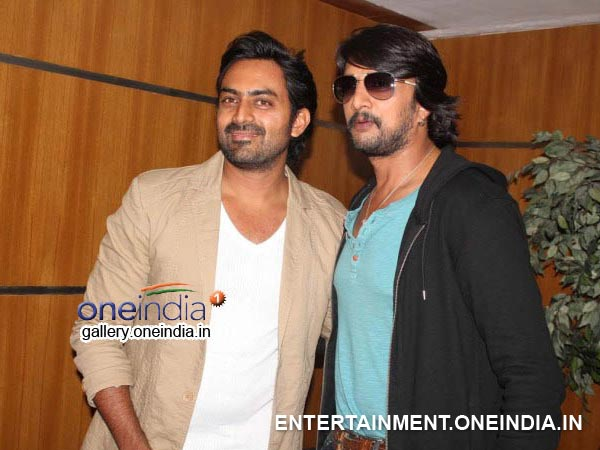 Sudeep Tweeted For JK