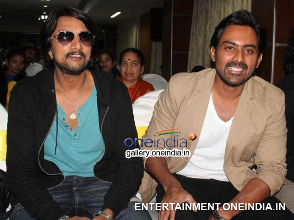 Sudeep And JK