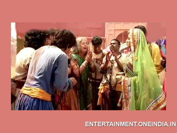 Jodha Distraughted