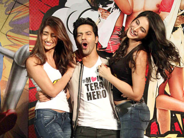 is varun dhawan dating ileana d cruz Balaji motion pictures approached varun dhawan, ileana d'cruz and nargis fakhri as the main leads for the movie and it was confirmed filming edit.