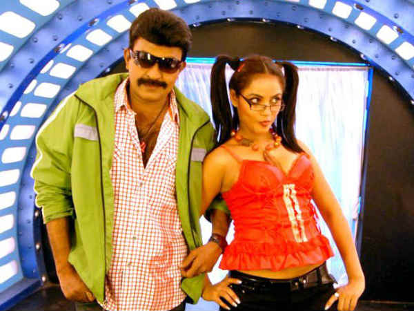Neetu Chandra And Rajasekhar