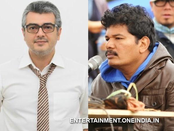 Ajith Kumar Wanted By Shankar, Siva, Vishnuvardhan & KV ...