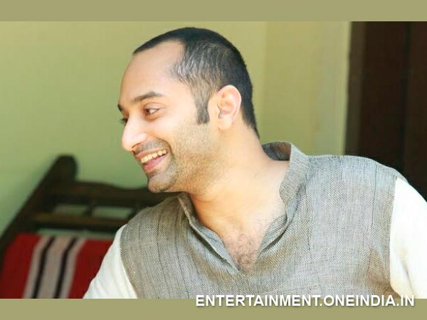 Fahad Fazil, Movie Vambathi