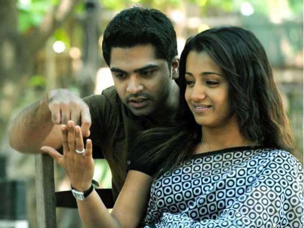 Simbu-Trisha Again In Selvaraghavan's Movie