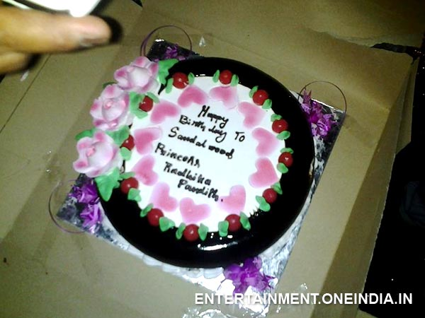 Birthday Cake Recipe Kannada: Photos: Yash At Radhika Pandit's Birthday Bash