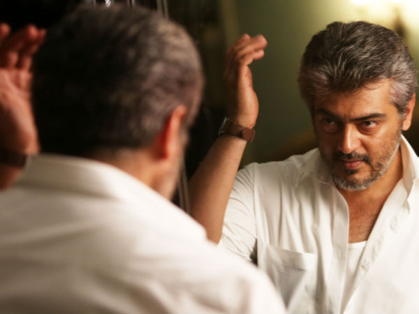 Ajith To Continue Tried And Tested Salt & Pepper Look