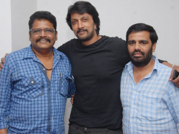 Sudeep-Ravikumar Film Shelved?