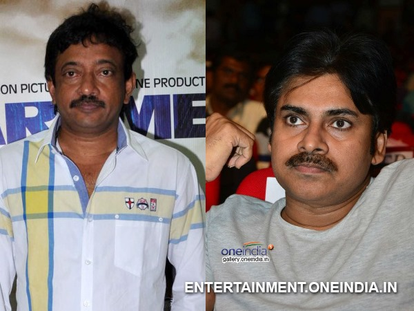 RGV On Pawan's Own Party