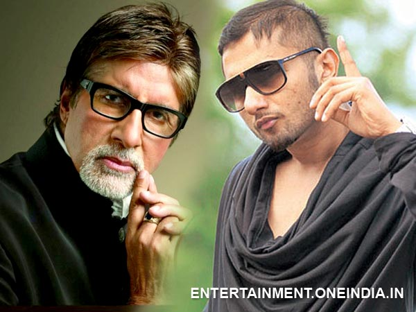 Honey Singh goes gaga over BIg B