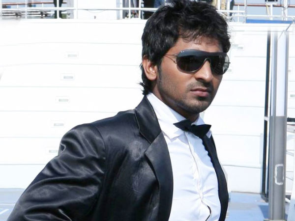 I'm Keen To Do Different Films: Vaibhav Reddy