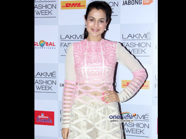 Photo: Ameesha Patel At Lakme Fashion Week 2014