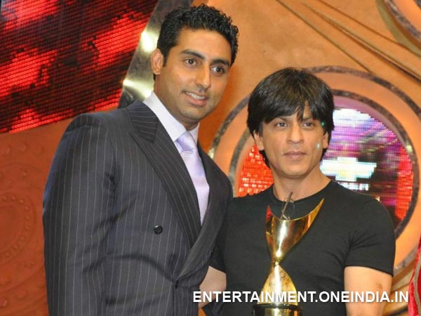 Abhi's Gift For Shahrukh