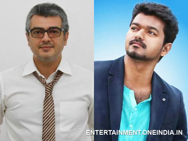 Vijay-Ajith's Fans Coined Names