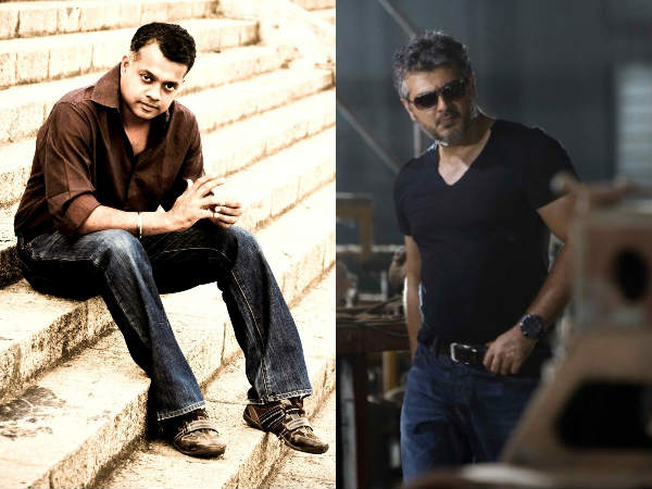 Ajith's Film