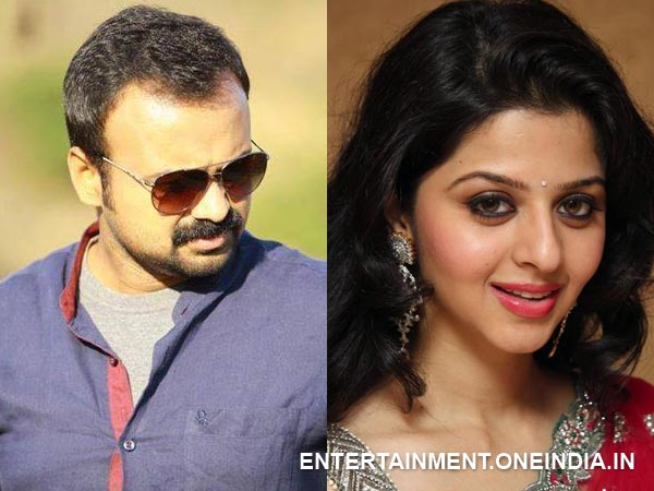 Vedhika, Kunchacko Boban Movie Cousins