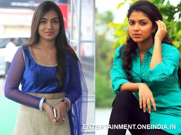 Nazriya Nazim, Amala Paul Movie