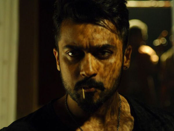 A Powerful Pre-Interval Action Scene Shot For Anjaan