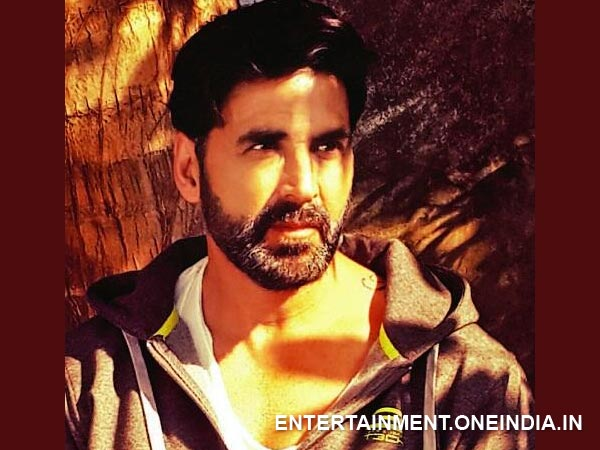 Akki Plays The Role Of An Anti-Corruption Body Head