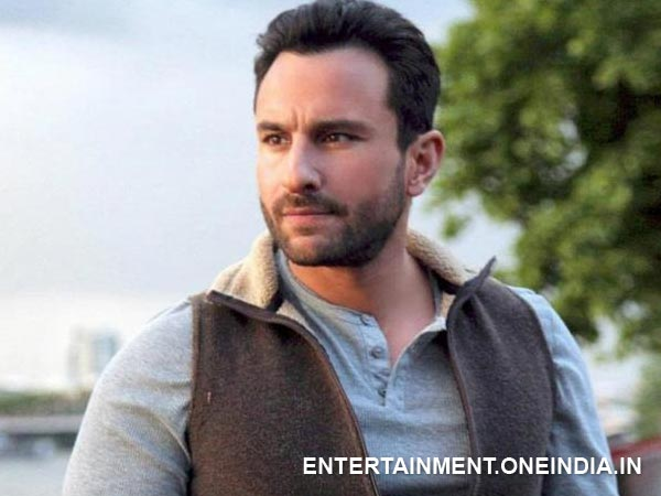 Saif Ali Khan Supports Anti-smoking!