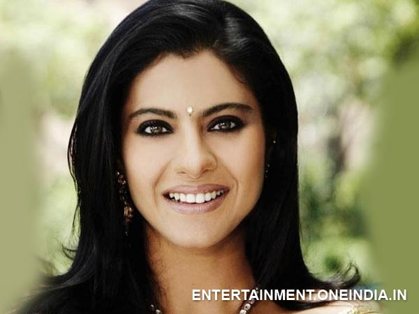 Kajol Turns Green Crusader!