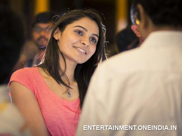 Pic: Andrea Jeremiah At Cuckoo Film Premiere Show