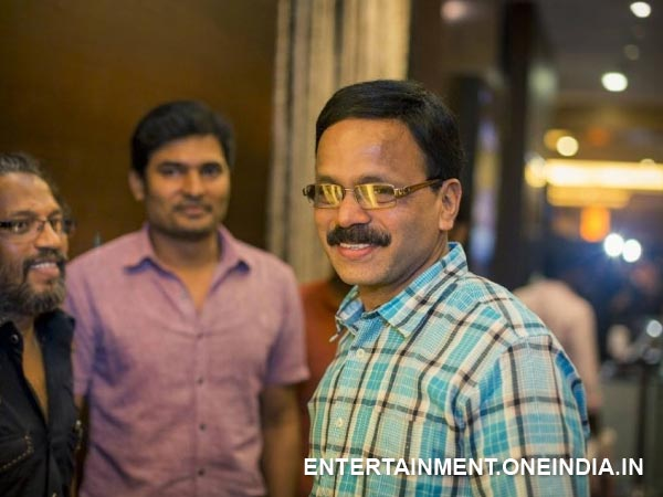 Photo: Dhananjayan Govind At Cuckoo Special Screening