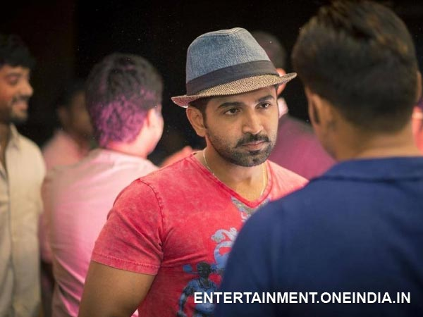 Photo: Arun Vijay Graced Cuckoo Special Screening
